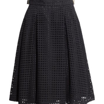 H&M Embroidered Skirt $49.95