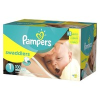 Pampers Swaddlers Super Pack (Select Size)