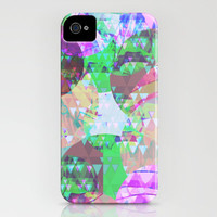 Pale Lion circles iPhone Case by Gypsy Gemini  | Society6