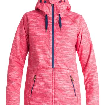 Valley Hoodie Snow Jacket 889351147394 | Roxy