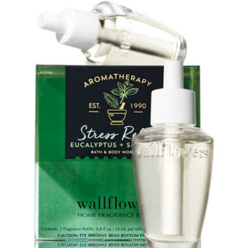 STRESS RELIEF - EUCALYPTUS & SPEARMINTWallflowers 2-Pack Refills