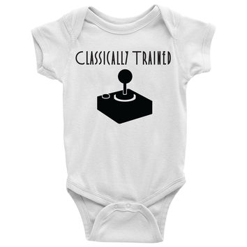 Classically Trained Baby Onesuit