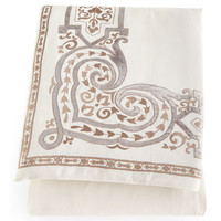 Queen Vernazza Duvet Cover