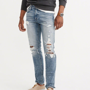 Mens Skinny Jeans | Mens Clearance | Abercrombie.com