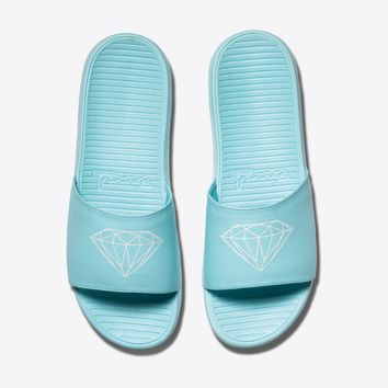 Fairfax Slide in Diamond Blue