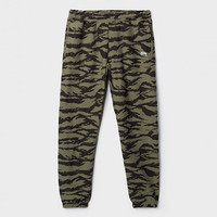 Stock Fleece Pants (Camo) > 긴바지 | 힙합퍼|거리의 시작 - Now, That's Street