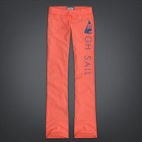 Gilly Hicks Boot Sweatpants
