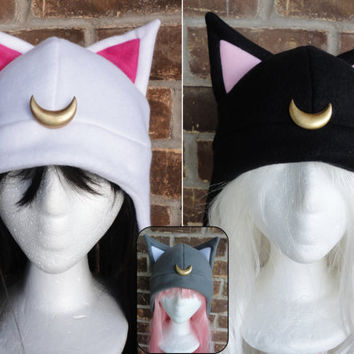 Luna Artimus Diana  Sailor Moon Hat by Akiseo on Etsy