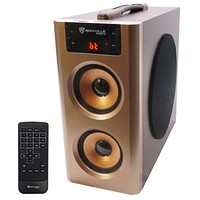 Rockville RHB70 Home Theater, Compact Powered Speaker System, w Bluetooth/USB/