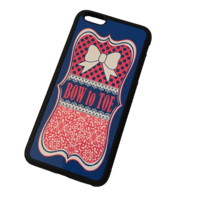 Bow To Toe Phone Case