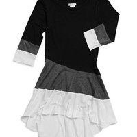 Sally Miller Girls 7-16 Colorblock Dress