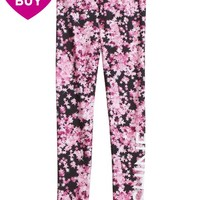 PRINT PERFECT LEGGINGS | GIRLS LEGGINGS CLOTHES | SHOP JUSTICE