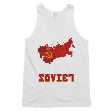 The Soviet Union Tank Top