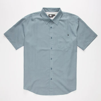 Rip Curl Clifton Mens Shirt Blue  In Sizes