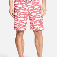 Men's Vineyard Vines 'School Of Fish' Board Shorts
