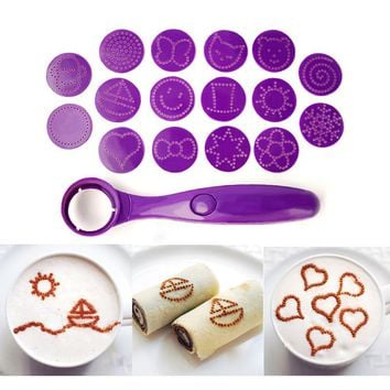 Original Food Decorating Spoon - Random