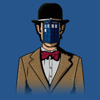Doctor Who Son of Man/TARDIS Cross Stitch Pattern Instant Download