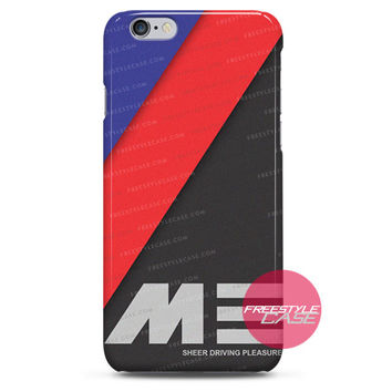 BMW M Performance Mobile iPhone Case 3, 4, 5, 6 Cover