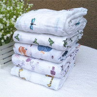 similar to  Aden Anais Muslin100% Cotton Soft Newborn Baby Bath Towel Swaddle Blankets Multi Designs Functions Baby Wrap