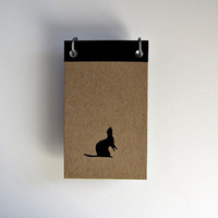 To do list notebook. Bound. Ferret. Free shipping (USA/Canada)