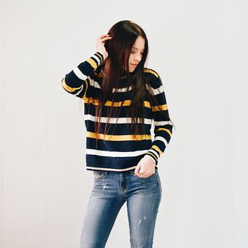 High Road Striped Sweater