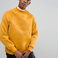 adidas Originals Chicago Pack Sonic Soccer Jersey In Yellow BR5091 at asos.com