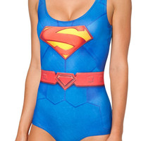 SuperGIRL One Piece Swimsuits