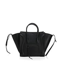 Cèline Women's Phantom Tote, Black