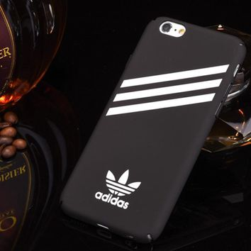Adidas Fashion Print iPhone Phone Cover Case For iphone 6 6s 6plus 6s plus 7 7plus 8 8plus iphoneX-5