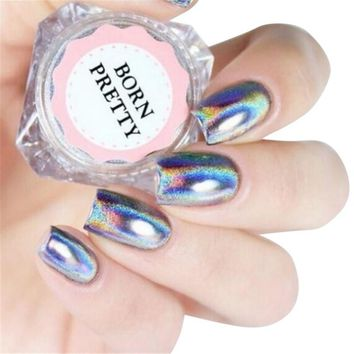 Holographic Nail Glitter Gel