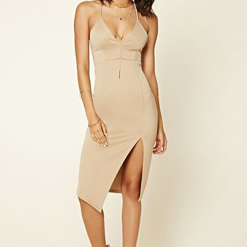 Crossback Bodycon Dress