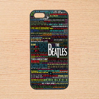 iPhone 5S case , iPhone 5C case , iPhone 5 case , iPhone 4S case , iPhone 4 case , The beatles