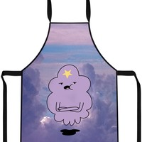 Lumpy Space Princess Cooking Apron
