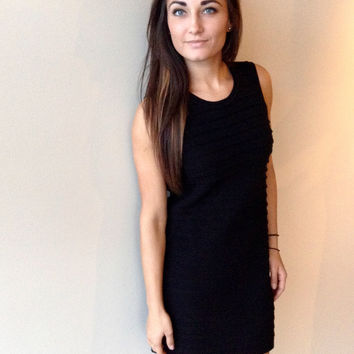 Nic & Zoe Scalloped Shift Dress