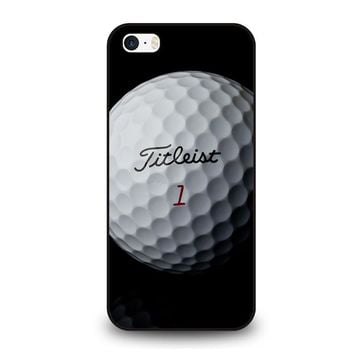 TITLEIST GOLF iPhone SE Case Cover
