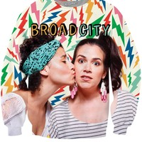Broad City Crewneck Sweatshirt