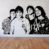 Fall Out Boy - Wall Stickers Poster