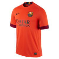 Nike 2014/15 FC Barcelona Stadium Away Men's Soccer Jersey