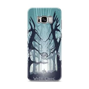 Game of Thrones The Boy Who Cried Direwolf Samsung Galaxy S8 | Galaxy S8 Plus Case