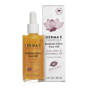Derma E Radiant Glow Face Oil - 2 oz