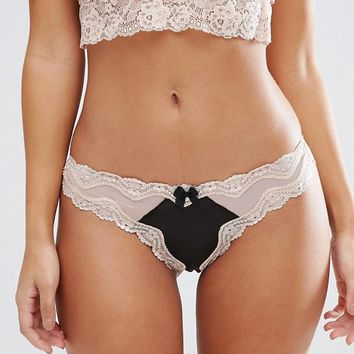 Pour Moi Envy Brief at asos.com