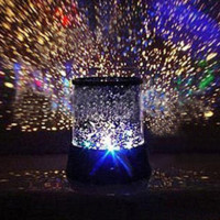 Projector Lamp Night Light Amazing Sky Star Cosmos