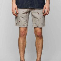 CPO Pin-Up Girl Twill Short- Grey 30