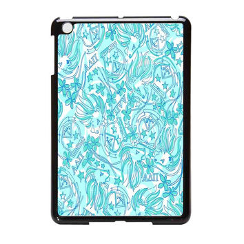 Lilly Pulitzer Alpha Delta Pi Sorority iPad Mini Case