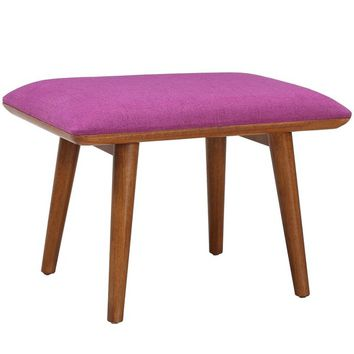 Ilana Upholstered Bench | Overstock.com Shopping - The Best Deals on Benches