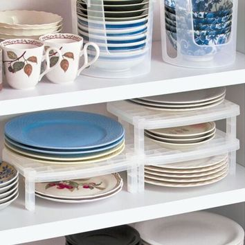 Home kitchen vertical dishes rack bowl