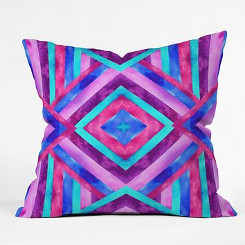 Jacqueline Maldonado Habanera Throw Pillow