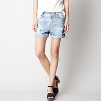 SLOUCH CUT OFF SHORT