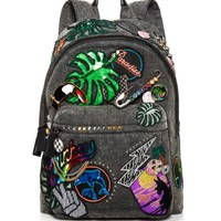 MARC JACOBS Paradise Patchwork Biker Backpack | Bloomingdales's