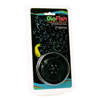 Glofish Round Led Bubbler -  6 Blue Leds